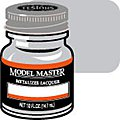 Model Master Magnesium Buff Metallic 1/2 oz -- Hobby and Model Lacquer Paint -- #1403