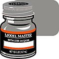 Model Master Exhaust Buff Metallic 1/2 oz -- Hobby and Model Lacquer Paint -- #1406