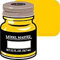 Model Master Cadmium Yellow Light 1/2 oz -- Hobby and Model Enamel Paint -- #2011