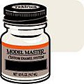 Model Master Clear Top Coat 1/2 oz -- Hobby and Model Enamel Paint -- #2736