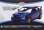 Subaru Impreza WRX STI -- Plastic Model Car Kit -- 1/32 Scale -- #630018nt