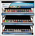 Aztek Airbrushable Opaque White Acrylic 2 oz -- Hobby and Model Acrylic Paint -- #9440
