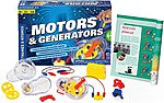 Motors & Generators Experiment Kit -- Science Experiment Kit -- #665036