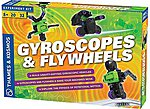 Gyroscopes & Flywheels Experiment Activity Kit -- Science Experiment Kit -- #665106