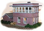 AR Tower Kit -- N Scale Model Railroad Building -- #10014