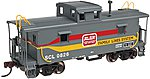 Cupola Caboose Family Lines #0826 -- N Scale Model Train Freight Car -- #50002584
