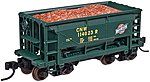 70 Ton Ore Car Chicago & North Western #113902 -- N Scale Model Train Freight Car -- #50002629