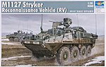 M1127 Stryker Recon Vehicle (RV) -- Plastic Model Military Kit -- 1/35 Scale -- #00395