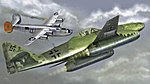Messerschmitt Me262A1a German Fighter -- Plastic Model Airplane Kit -- 1/144 Scale -- #1319