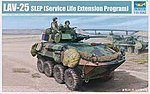 LAV25 SLEP Light Armored Vehicle -- Plastic Model Military Vehicle Kit -- 1/35 Scale -- #1513
