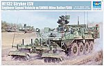 M1132 Stryker Engineer Squad Vehicle w/LWMR Mine Roller/SOB -- 1/35 Model Military Kit -- #1574
