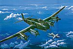 FW200 C-8 Condor Recon Bomber/Transport -- Plastic Model Airplane Kit -- 1/72 Scale -- #1639