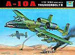A10A Thunderbolt II Single-Seat Fighter Plane -- Plastic Model Airplane Kit -- 1/32 Scale -- #2214