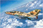 J7C/J7D Chinese Fighter -- Plastic Model Airplane Kit -- 1/48 Scale -- #2864