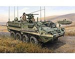 M1130 Stryker Command Vehicle -- Plastic Model Military Kit -- 1/35 Scale -- #397