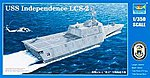 USS Independence LCS-2 Littoral Combat Ship -- Plastic Model Military Ship -- 1/350 Scale -- #4548