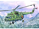 Mil Mi17 Hip-H Russian Helicopter -- Plastic Model Helicopter -- 1/35 Scale -- #5102