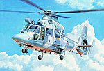 AS565 Panther Helicopter -- Plastic Model Helicopter Kit -- 1/35 Scale -- #5108