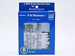 F-4J Phantom II -- Plastic Model Aircraft Accessory -- 1/350 Scale -- #6219
