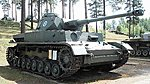 German Pzkpfw IV Ausf J Medium Tank -- Plastic Model Military Vehicle Kit -- 1/16 Scale -- #921