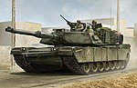 1/16 US M1A1 AIM Main Battle Tank (New Tool) (JUL)