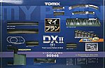 DX II Over-Under w/Siding Track Set -- N Scale Model Railroad -- #90946