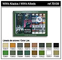 17ml Bottle WWII Allied Model Color Paint Set (16 Colors) -- Hobby and Model Paint Set -- #70109