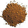 Light Yellow Ocre Pigment Powder (30ml) -- Paint Pigment -- #73102