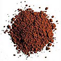 Dark Red Ocre Pigment Powder (30ml) -- Paint Pigment -- #73107