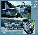 A-7D/K Corsair II Lock On #9 -- Authentic Scale Model Airplane Book -- #0541