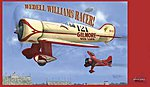 Wedell Williams 121 Gilmore Red Lion Racer -- Plastic Model Airplane Kit -- 1/32 -- #32521