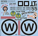 B29 Joltin Josie The Pacific Pioneer, United Notions -- Decal -- 1/48 Scale -- #148083