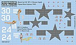 1/48 PBY5 Catalina Black Cat 30 VP11 Riviere Sepik Papua New Guinea 1943, Pistol Packin Mama VP11 Black Cats