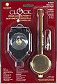 Pendulum Movement Clock Kit 3/4'' -- Clock Making Kit -- #tq810p