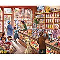 The Old Candy Store 1000pcs -- Jigsaw Puzzle 600-1000 Piece -- #1083pz