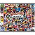 Broadway 1000pcs -- Jigsaw Puzzle 600-1000 Piece -- #1094pz