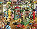 The Toy Store Puzzle (1000pc)