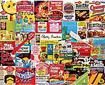 Betty Crocker Products Collage Puzzle (1000pc)
