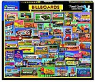 Billboards Collage Puzzle (1000pc)