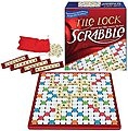 Tile Lock Scrabble -- Word Game -- #1143