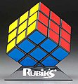 Rubik's Cube -- Strategy Game Brainteaser -- #5027