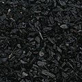 Ballast -- Lump Coal -- Model Railroad Miscellaneous Scenery -- #b93