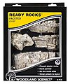 Ready Rocks -- Faceted Rocks -- Model Railroad Miscellaneous Scenery -- #c1137