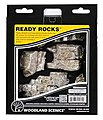 Ready Rocks -- Outcropping Rocks -- Model Railroad Miscellaneous Scenery -- #c1139
