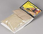 Medium Buff Gravel -- Model Railroad Grass Earth -- #c1289