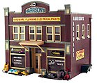 Harrison's Hardware -- O Scale -- O Scale Model Railroad Building -- #pf5891