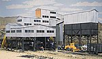New River Mining Company - Kit -- HO Scale Model Railroad Building -- #3017