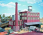Champion Packing Plant - Kit -- HO Scale Model Railroad Building -- #3048