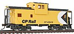 Wide-Vision Caboose Ready to Run Canadian Pacific -- Model Train Freight Car -- HO Scale -- #1514