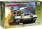 BMPT Terminator Russian Armored Fighting -- Plastic Model Military Vehicle -- 1/35 Scale -- #3636